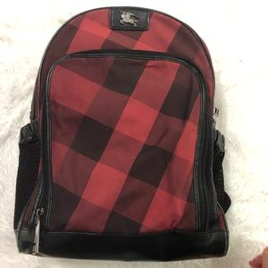 Burberry backpack 🎒